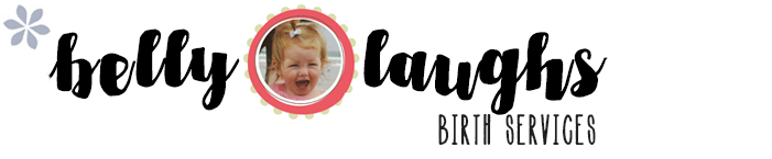Belly Laughs Birth Services Logo