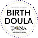 DONA Certified Birth Doula